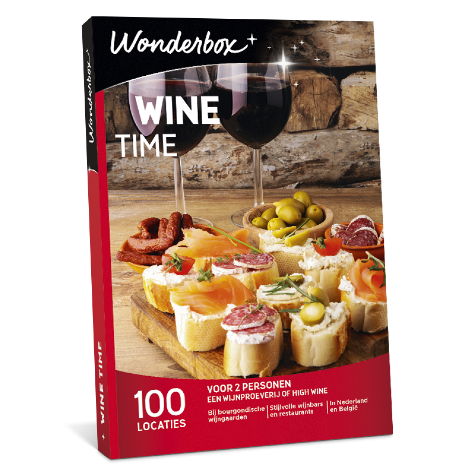 Wonderbox - Wine Time