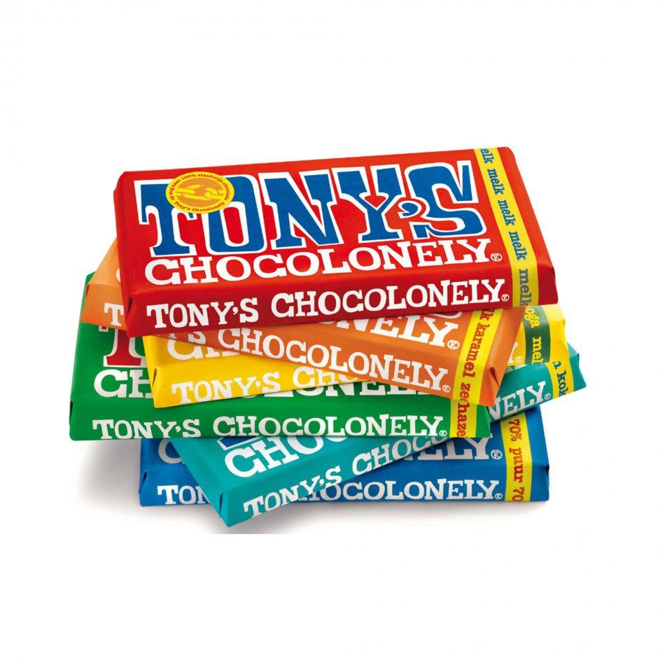 Tony's Bedankt - op naam