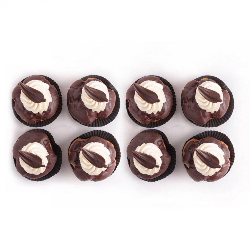 Chocolade Bollen 8 stuks