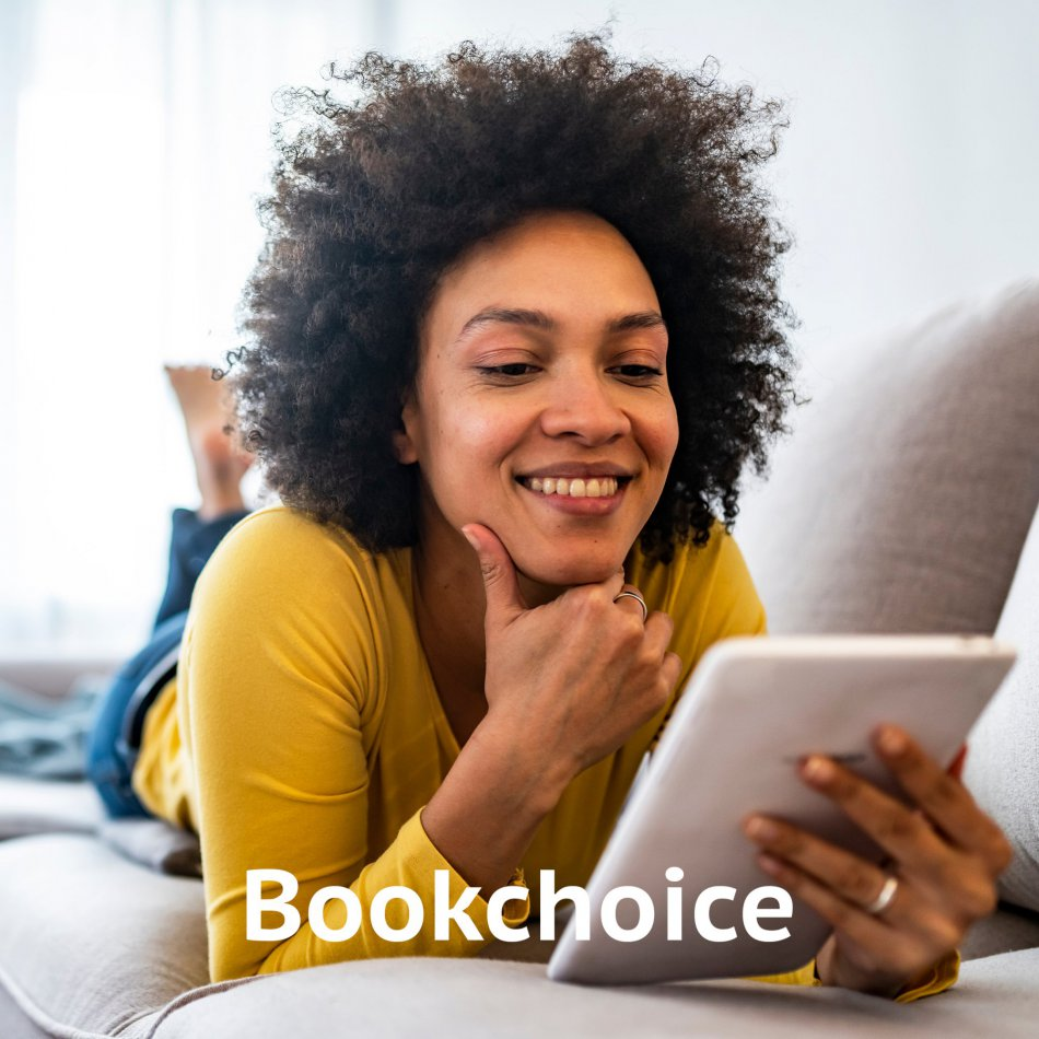 Bookchoice 3 maanden
