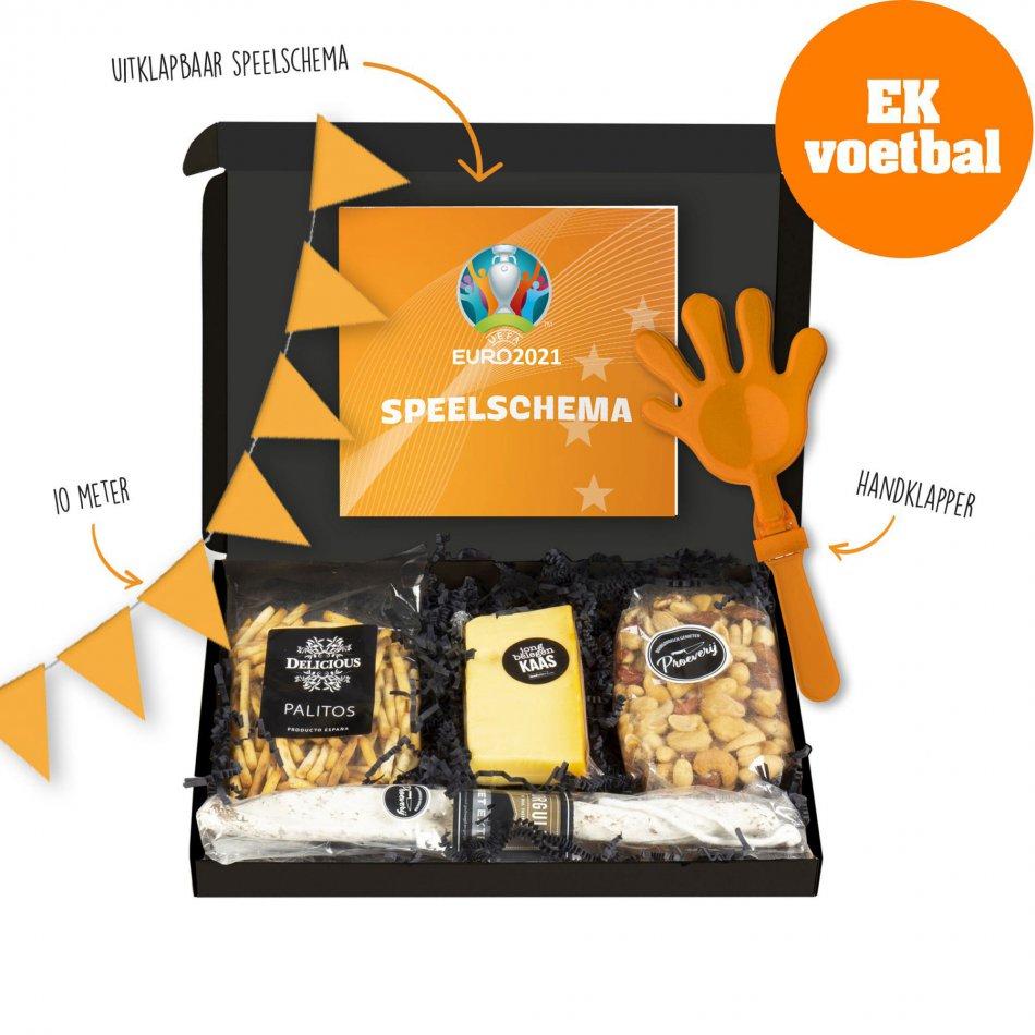 EK Snackpakket - Brievenbus